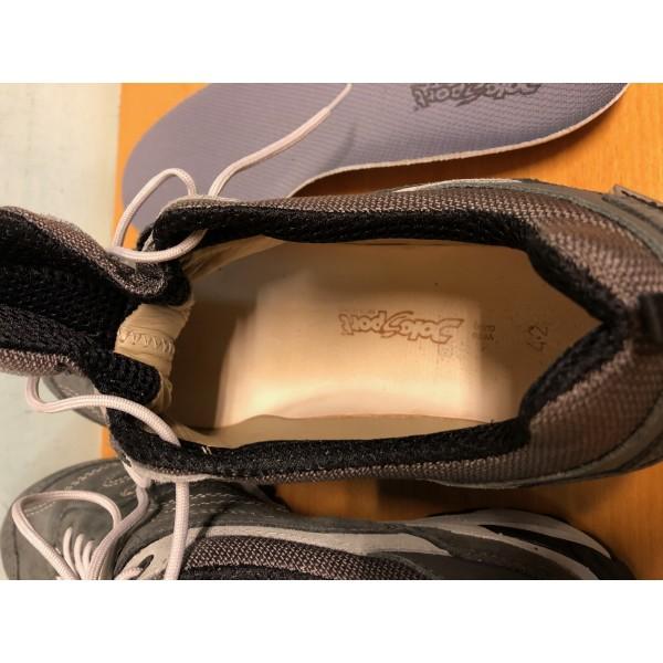 DOLOSPORT 1550 scarpa uomo Made Italy fodera pelle suola VIBRAM