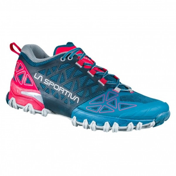 La Sportiva BUSHIDO II scarpa donna trail runnig art. 36T 627406 Ink/Love Potion