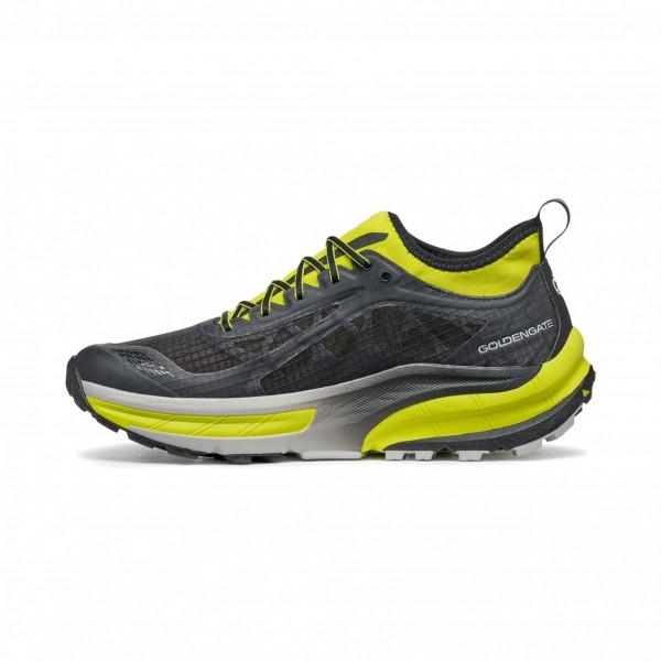 SCARPA GOLDEN GATE ATR scarpa uomo Trail Running art. 33076-351 Black-Lime