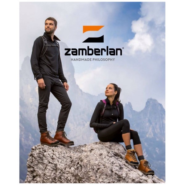 ZAMBERLAN JACKRABBIT SUEDE GTX  art. 1022 scarpone uomo montagna e trekking
