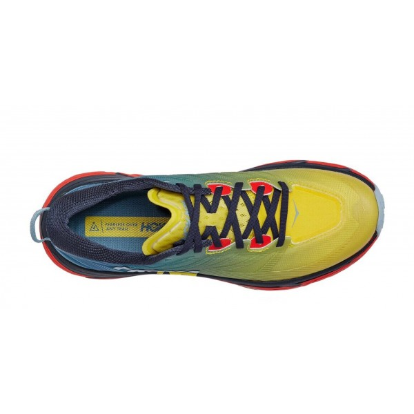 HOKA One One MAFATE SPEED 3 scarpa uomo Trail Running art. 1113530/PBFS