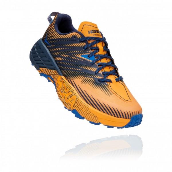 HOKA One One M SPEEDGOAT 4 scarpa uomo Trail running art. 1106525/SBIS