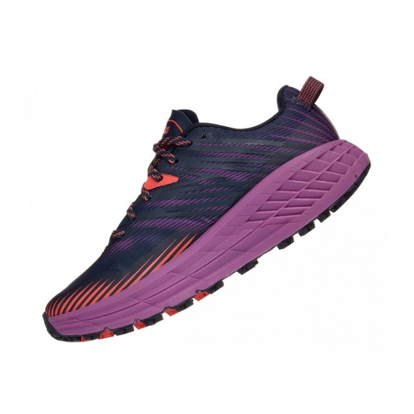 HOKA One One W SPEEDGOAT 4 scarpa donna Trail Runnig art. 1106527/OSHC