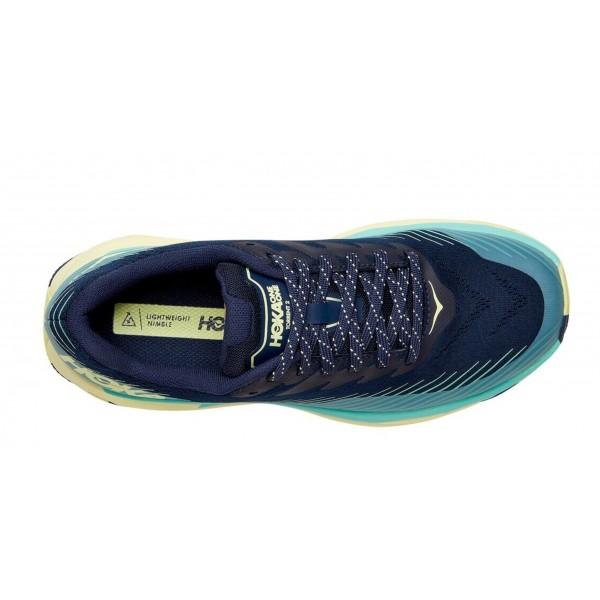 Hoka One One W TORRENT 2 scarpa donna Trail Running art. 1110497/BICS