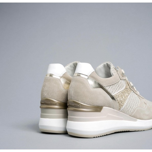 Nero Giardini E010465D/702 scarpa donna Ivory