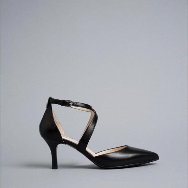 Nero Giardini scarpa donna E011084DE/100 Nero