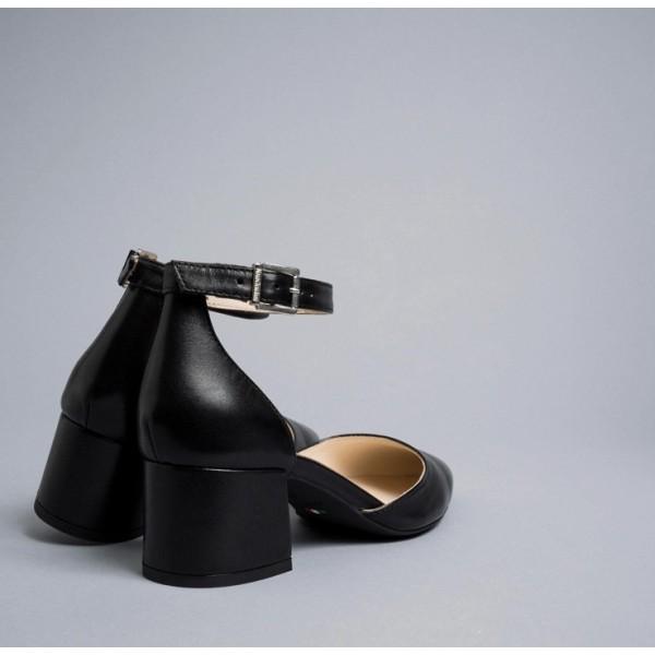 Nero Giardini scarpa donna E012020DE/100 Nero