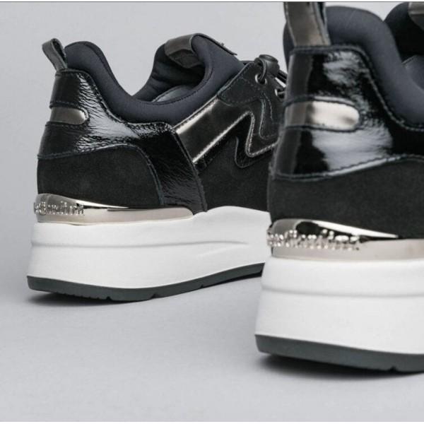 Nero Giardini I013181D/110 scarpa donna Nero AI2020/21