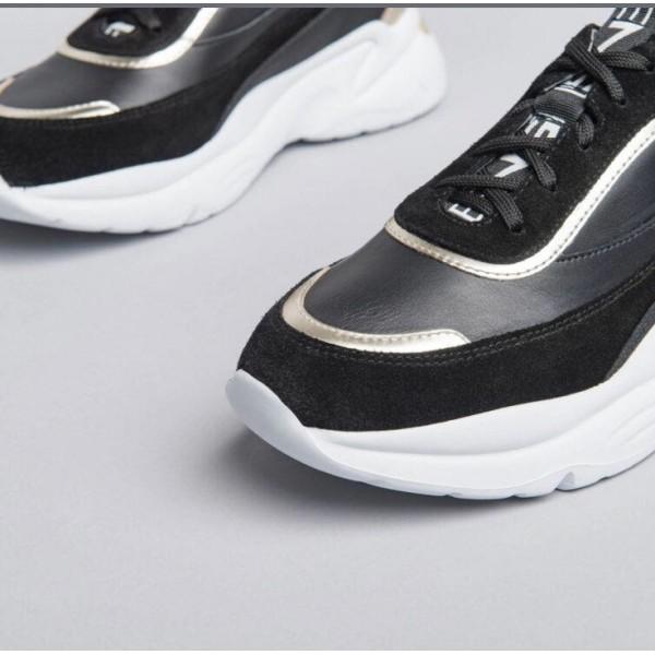 Nero Giardini I013730D/100 scarpa donna Nero AI2020/21