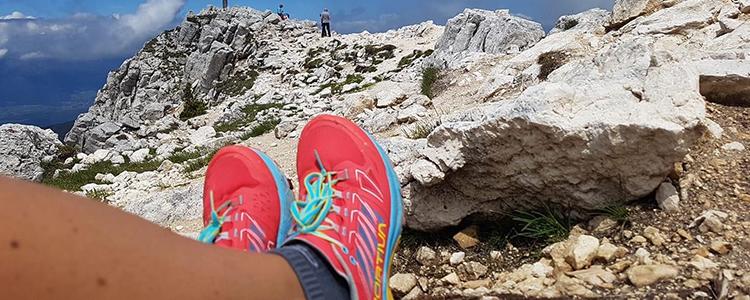 Scarpe Trekking e <br>Trail Runnig Donna